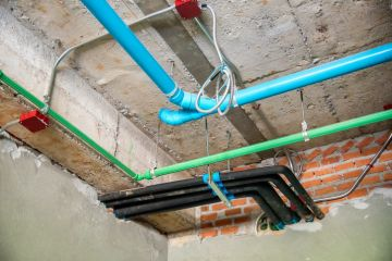 Re-piping in Oak Lawn by Jimmi The Plumber