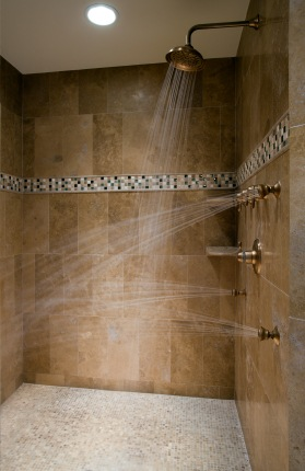 Shower plumbing by Jimmi The Plumber