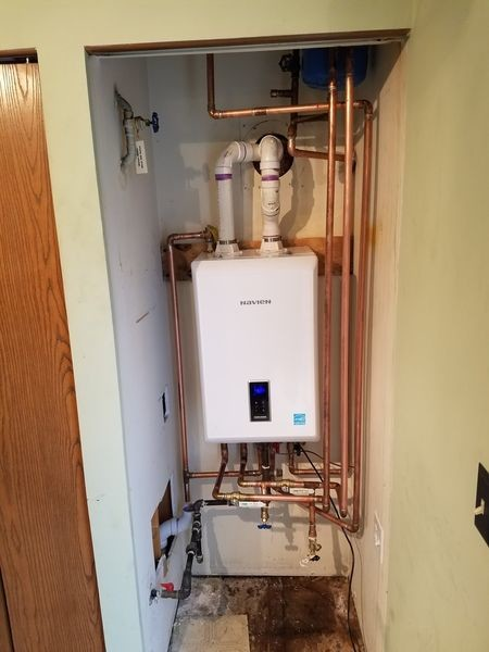 Tankless Water Heater Installation in Hanover Park, IL (1)
