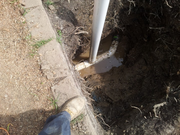 Sewer line repair Highland park, IL