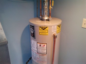 Hot Water Heater Installation by Jimmi The Plumber