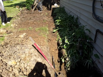 Well pump water line install Addison, IL