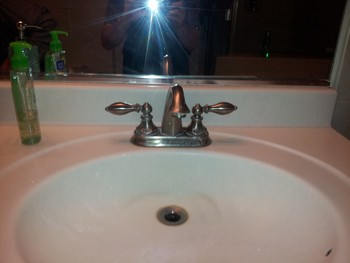 Bathroom faucet install Palatine, IL