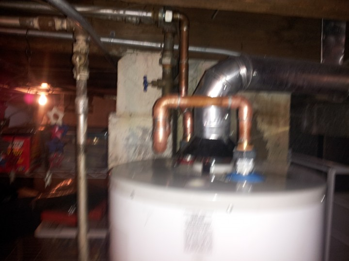 Re-pipe water heater Buffalo Grove, IL