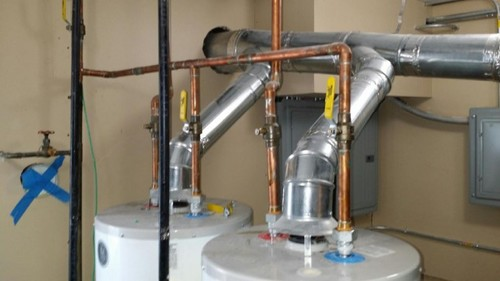 Water Heater Re-pipe Des Plaines, IL