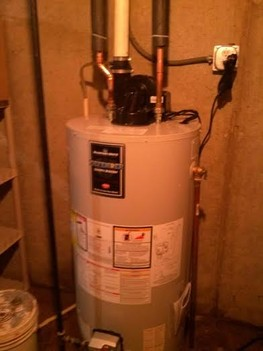 Water heater and sump pump install in Rolling Meadows